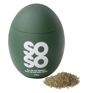 SoSo Egg - Flor de Sal Hierbas (Kräuter)