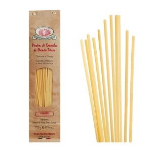 Linguine - flache Spaghetti aus Italien