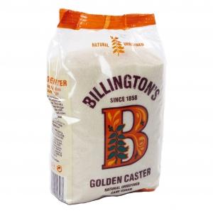 Billington´s Golden Caster Cane Sugar - 1 kg