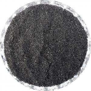 USA / Hawaii-Meersalz Palm Island Premium Black Lava fein