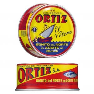 Bonito del Norte -  Weißer Thunfisch in Olivenöl