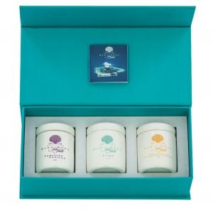 Bora Bora Sea Salt - Geschenkset mit drei Sorten