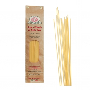 Capellini - dünne Spaghetti aus Italien