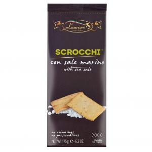 Scrocchi con Sale Marino - feine Cracker mit Meersalz
