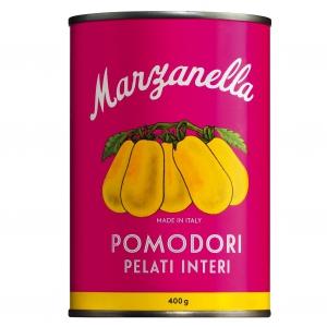 Pomodoro giallo Marzanella - gelbe Tomaten