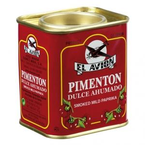 Paprikapulver geräuchert - Pimentón dulce ahumado