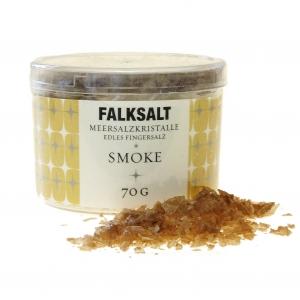 Fingersalz aus Zypern - Smoke - 70 g