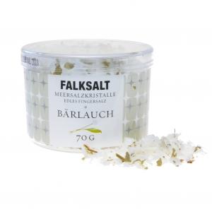 Fingersalz aus Zypern - Bärlauch - 70 g