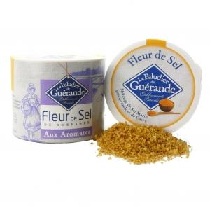 Fleur de Sel von Guérande mit Curry