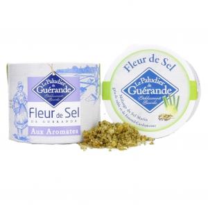Fleur de Sel von Guérande mit Fenchel und Kardamom