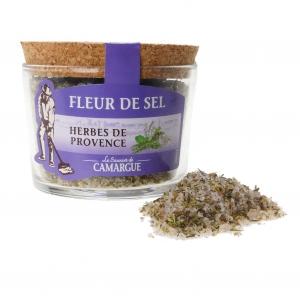 Fleur de Sel Camaruge - Herbes de Provence (Kräuter)