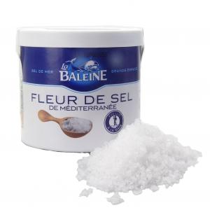 Fleur de Sel Camargue - La Baleine - 125 g