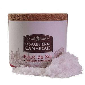 Tresor de Camargue - Le Saunier - Fleur de Sel - 125 g