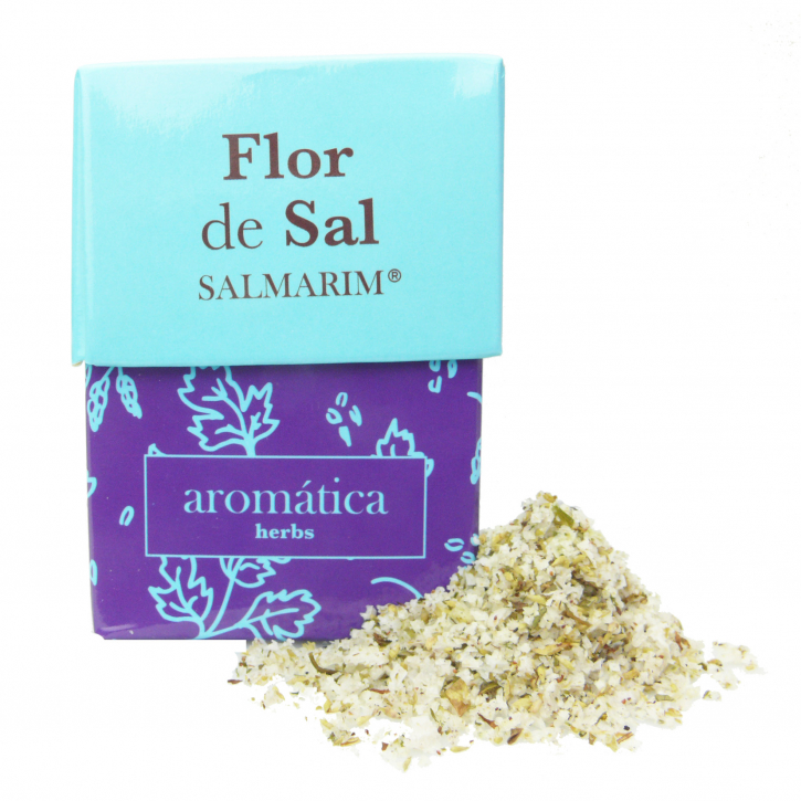 Flor de Sal Aromática von SalMarim aus Portugal