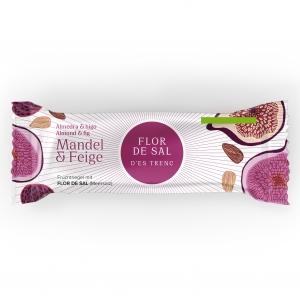 Flor de Sal d'es Trenc - Fruchtriegel mit Salz - Mandel & Feige