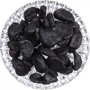 Schwarzer Knoblauch - Black Garlic - geschälte Zehen 500 g