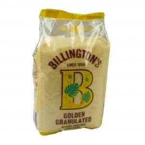 Billington´s Golden Granulated Cane Sugar - 1 kg