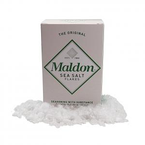 Maldon sea salt - pure flaky crystals - 125 g