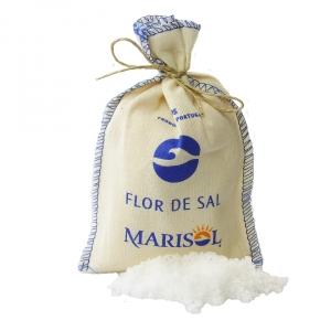 Flor de Sal von Marisol® im Stoffbeutel 100 g