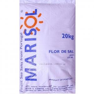 Flor de Sal von Marisol® - 20 kg