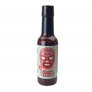 KANKUN - Hot Chipotle - Chilli Sauce