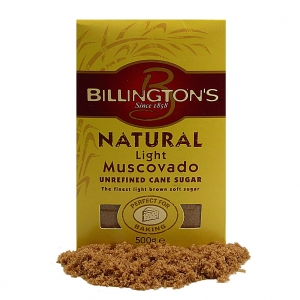 Billington´s Light Muscovado Cane Sugar