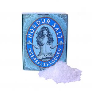 Norður Salt - Meersalzflocken aus Island 125 g
