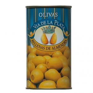 Aceitunas Rellenas de Almendra - gefüllt mit Mandelpaste
