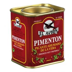 Paprikapulver geräuchert - Pimentón picante ahumado