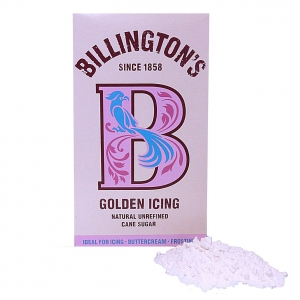 Billington´s Golden Icing Cane Sugar (Puderzucker)
