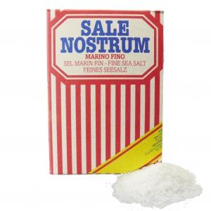 Sale Nostum Marino Fino - Meersalz fein 1 kg