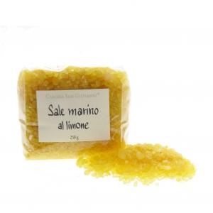 Sale marino al limone - Meersalz mit Zitrone