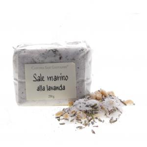 Sale marino alla lavanda - Meersalz mit Lavendel