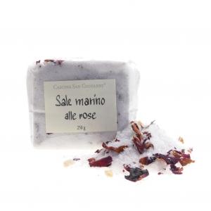 Sale marino alle rose - Meersalz mit Rosenblüten