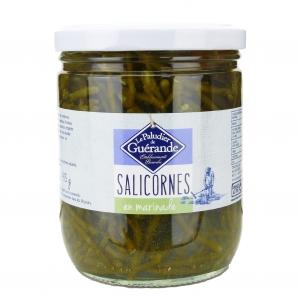 Salicornes en Marinade - eingelegt in Essig