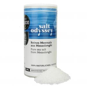 Feines Meersalz aus Griechenland - 280 g Dose