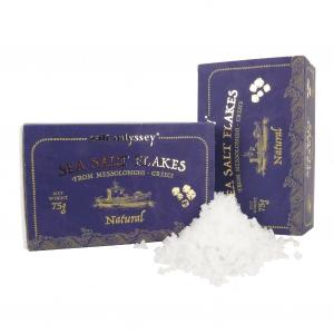 Salzflocken aus Griechenland von Salt Odyssey