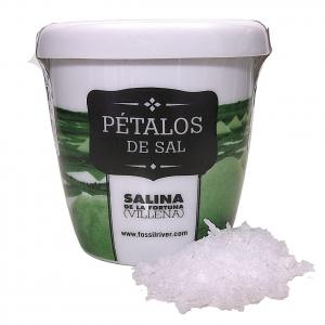 Salzflocken - Petalos - von Fossil River 150 g - MHD 03-18