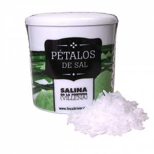 Petalos de Sal - Salina de la Fortuna 125 g - MHD 03-18