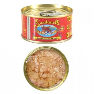 Thunfisch in Olivenöl von Sardanelli
