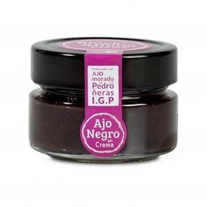 Schwarzer Knoblauch Creme - Blackgarlic Paste - MHD 09-20