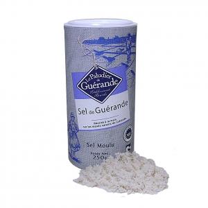 Sel Marin fin - Guérande - Le Paludier 250 g