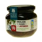 Meeresspaghetti-Algen mit jungem Knoblauch - MHD 12-19