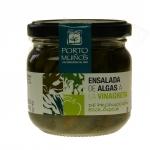 Algensalat in Essigsauce