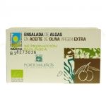 Ensalada de Algas en Aceite de Oliva virgin extra - MHD 12-19