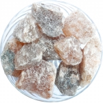 1 kg Packung - Bergkern Alpensalz - ganze Brocken