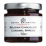Karamellcreme mit belgischer Schokolade