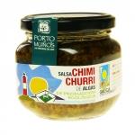 Salsa mit Algen - Chimi-Churri-Sauce