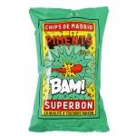 SUPERBON - Chips de Madrid - Cayennepfeffer & Paprika