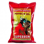 SUPERBON - Chips de Madrid - Poivre & Sel